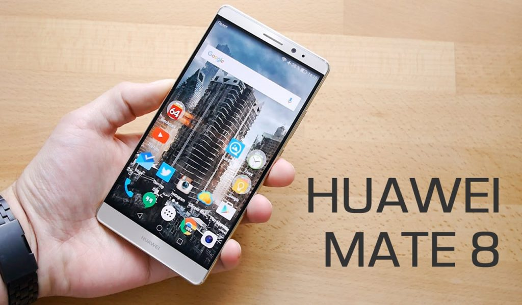 17000 Огляд Huawei Mate 8