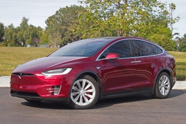 17401 Божевільний і фантастичний. Tesla Model X