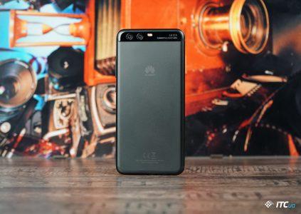 17393 Огляд Huawei P10: вся «сіль» в камерах