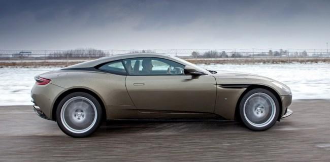 Дивимося на нове життя. Aston Martin DB11