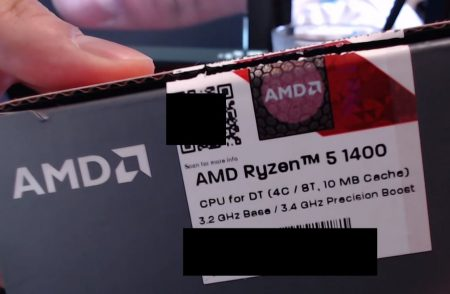 17706 Ентузіаст наочно порівняв продуктивність процесорів AMD Ryzen 5 1400, Intel Core i5-7400, Pentium G4560 та Core i3-6100 у восьми іграх