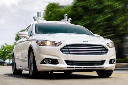 17903 Ford, General Motors і Renault-Nissan: Дослідники з Navigant Research визначили лідерів ринку безпілотних автомобілів
