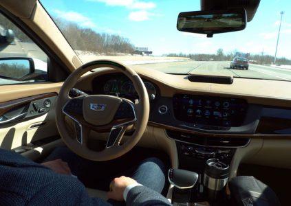18069 GM кидає виклик Tesla з системою автоматичного управління Super Cruise, яка буде доступна власникам нового Cadillac CT6 цієї осені