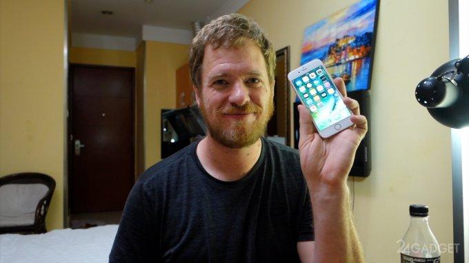 18280 iPhone 6s зібрали з запчастин (відео)