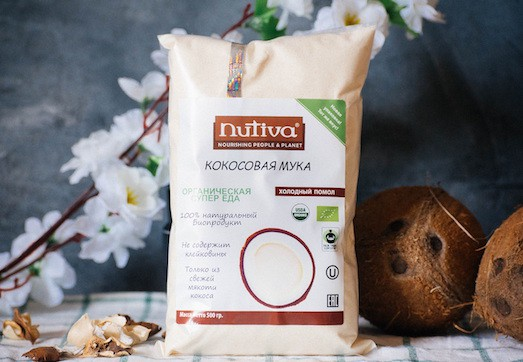 Корисна інформація про кокосової борошні
