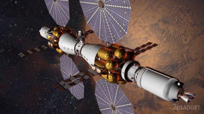 17938 Lockheed Martin відправить людей на Марс через 11 років (5 фото + відео)