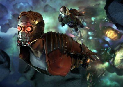 18543 Marvel's Guardians of the Galaxy: The Telltale Series – Зірковий Лорд і його команда