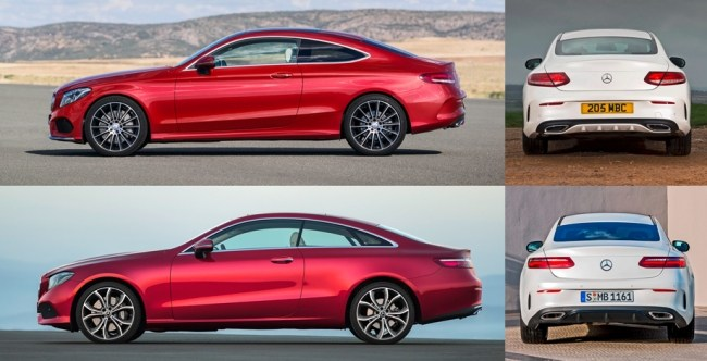 17600 Погоджуємося з класифікацією. Mercedes E-Class Coupe (C238)