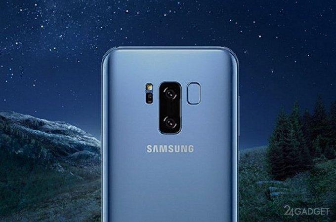 18463 Samsung Galaxy Note 8 отримає подвійну камеру (5 фото)
