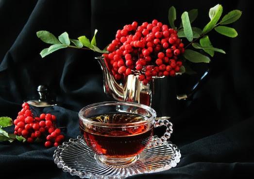 17822 Секрети приготування ароматного чаю з горобини