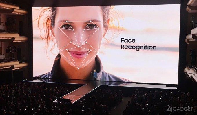 Систему розпізнавання осіб в Galaxy S8 обдурили з допомогою фото (відео)