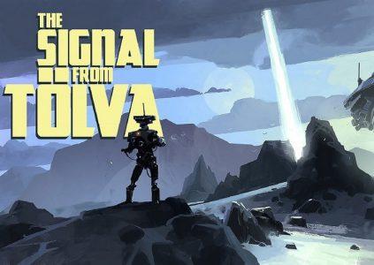 18321 The Signal From Tölva: населена роботами