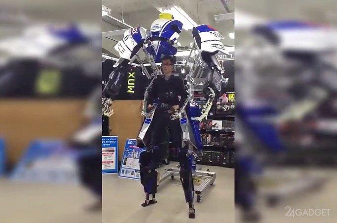 18063 Войовничий екзоскелет з онлайн-шутера Figureheads (3 відео)