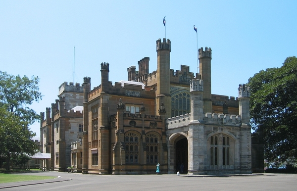 Фото і опис: Будинок Уряду