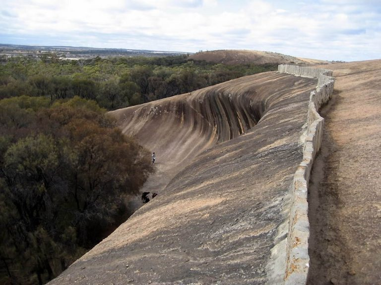 Фото і опис: Кам'яна Хвиля