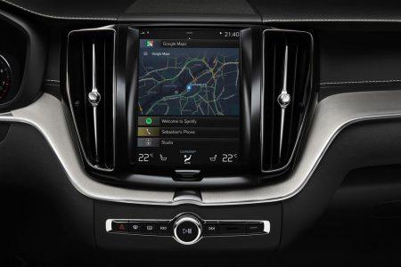 Audi і Volvo працюють з Google над створенням Android для машинної мультимедіа-системи