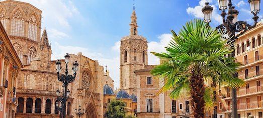 Дивовижна і яскрава Валенсія