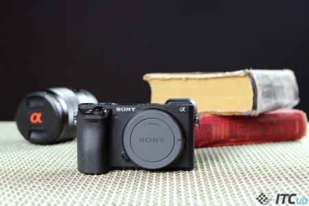 19164 Огляд Sony α6500: бездзеркальна камера з швидким автофокусом