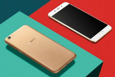 Oppo R9s став самим продаваним Android-смартфоном першого кварталу 2017 року