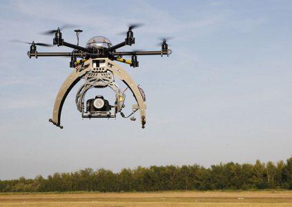 19076 Qualcomm провела дослідження, щоб дізнатися, чи можна керувати дрона через LTE