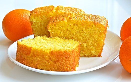 Смачний і простий у приготуванні кекс з апельсинів