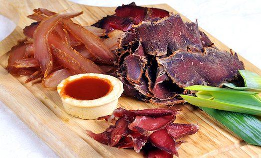 Як правильно сушити м'ясо?