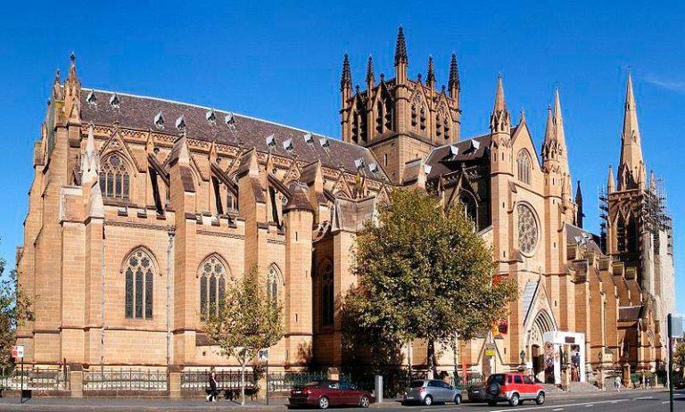 20345 Фото і опис: Кафедральний Собор Діви Марії Помічниці Християн