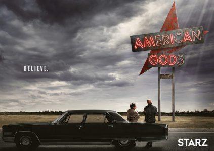 20782 American Gods / «Американські боги»