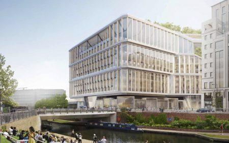 20135 Фотогалерея дня: проект нової штаб-квартири Google в Лондоні