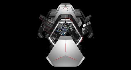 20610 Новий ігровий ПК Alienware Area 51 оснащується новітніми процесорами Intel Core X або AMD Ryzen Threadripper
