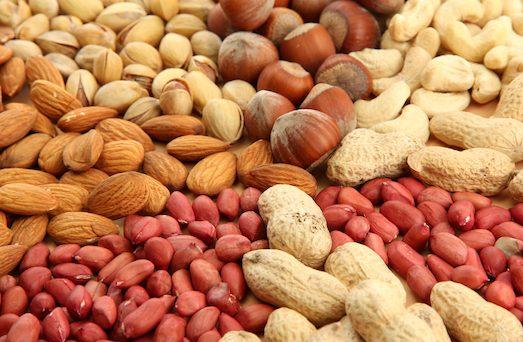 20550 Основні правила сушіння горіхів