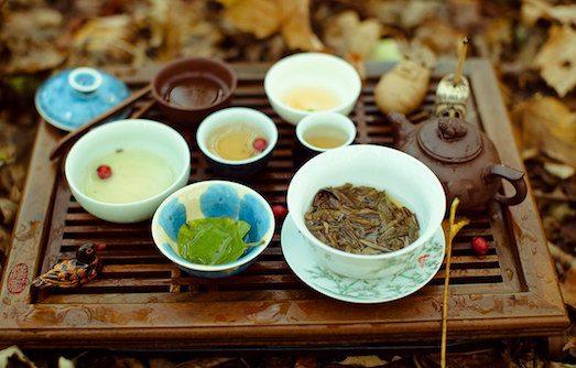Основні правила зберігання чаю