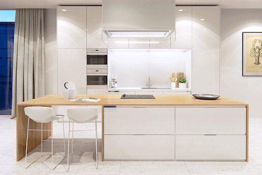 20649 Плюси і мінуси кухні білого кольору