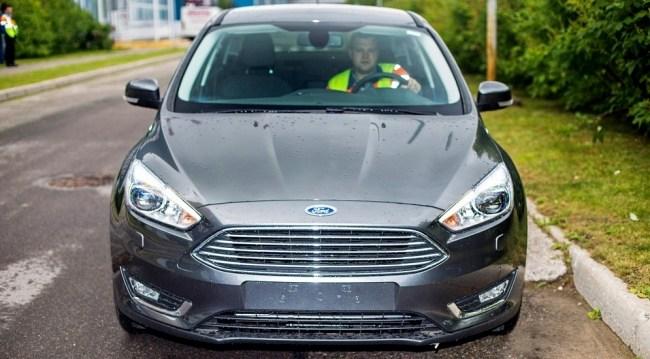 20337 Трохи новизни для більшої крутизни. Ford Focus Sedan