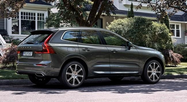 20953 Визнаємо Volvo XC60 найкращою моделлю на платформі SPA. Volvo XC60
