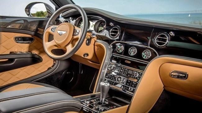 20409 З'ясовуємо справжнє призначення. Bentley Mulsanne