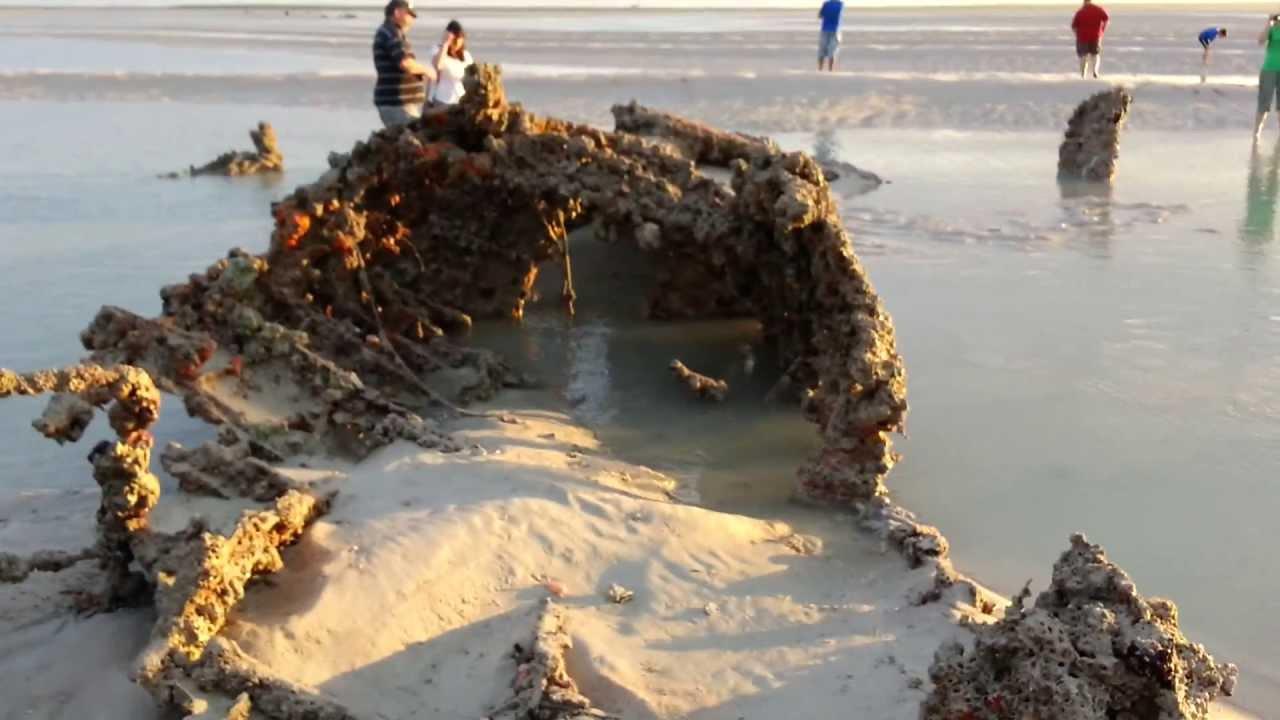 Фото і опис: Місце катастрофи голландського гідролітака