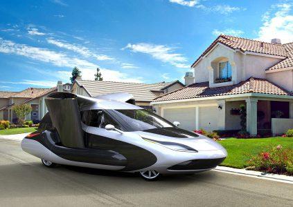 21406 Китайська компанія Geely, яка володіє підрозділом Volvo Cars, купила виробника літаючих автомобілів Terrafugia