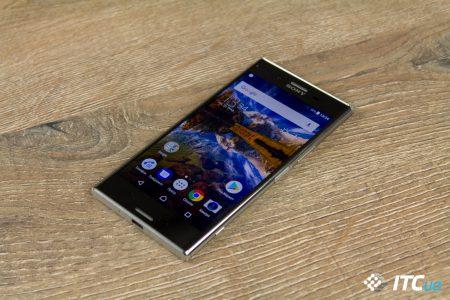 21408 Огляд смартфона Sony Xperia XZ Premium: 4К екран і запис відео зі швидкістю 960 FPS