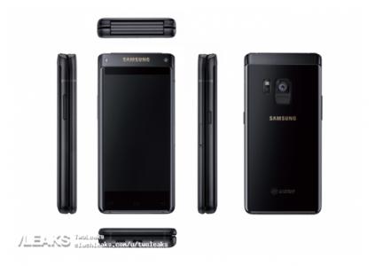 22329 Опубліковані зображення флагманського розкладного смартфона Samsung SM-G9298