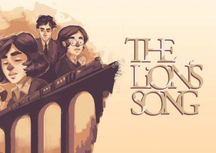 22023 The lion's Song: артхаус-пригода в стилі сепії
