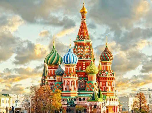 Топ 10 найбільших міст в Росії