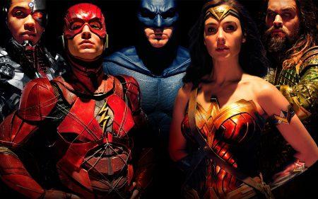 22027 Трейлер фільму «Ліга справедливості» (Justice League) з Comic-Con