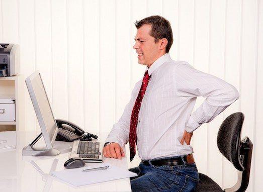 22297 Як схуднути, якщо робота сидяча?