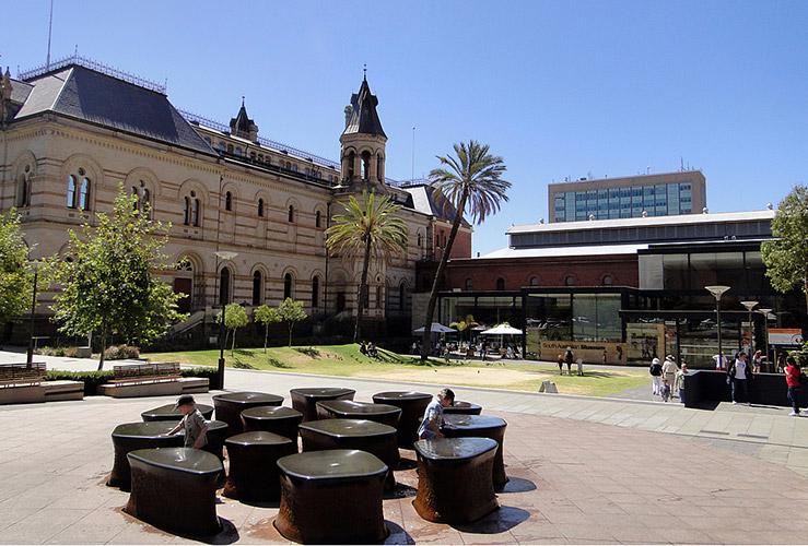 22657 Фото і опис: Музей Південної Австралії