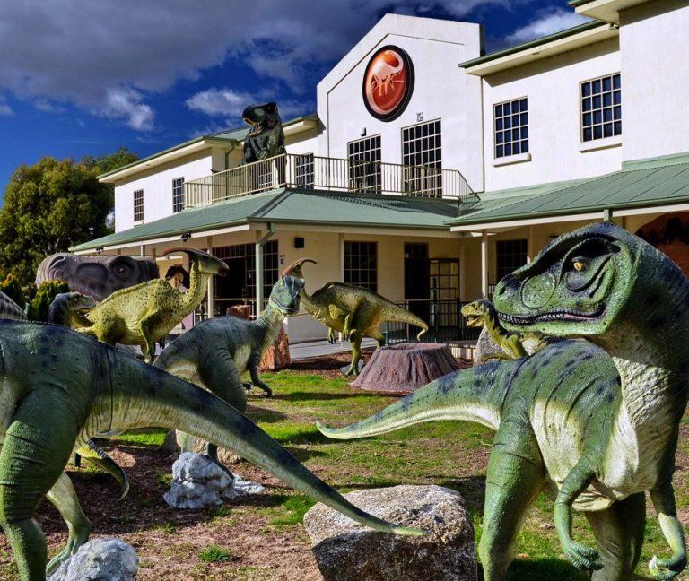 23059 Фото і опис: Національний музей динозаврів