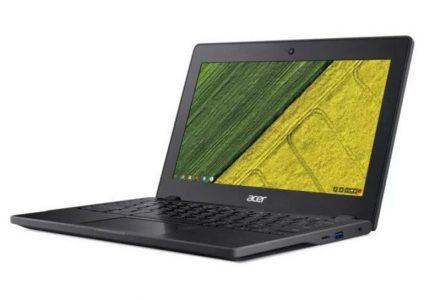 22722 Acer анонсувала захищений ноутбук Chromebook 11 C771 вартістю $280