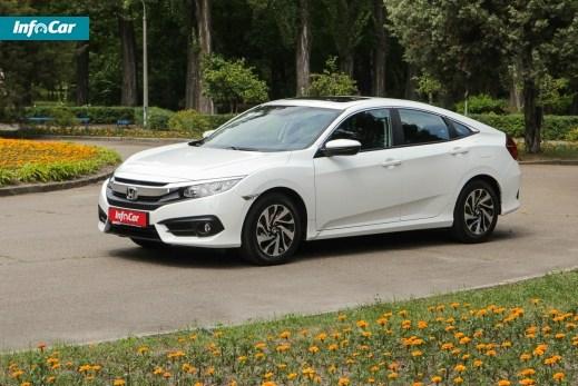 22776 Honda Civic. Ювіляр. Honda Civic Sedan