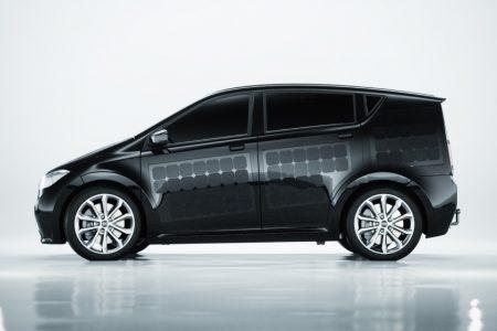 22359 Німецька компанія Sono Motors представила електромобіль Sion вартістю 16 тис. євро з інтегрованим в кузов сонячними панелями