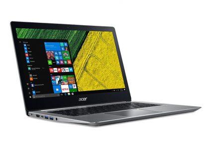 23176 Ноутбук Acer Swift 3 теж отримав процесор Intel Core восьмого покоління
